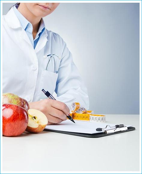 Nutrizionista, Diagnostica Nuova Florida